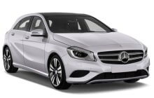 rental cars corfu mercedes