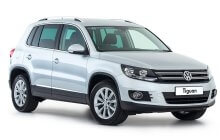 rental cars corfu vw tiguan