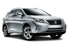 corfu car rental lexus