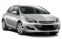 rental cars corfu opel