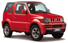 corfu car rental jimny